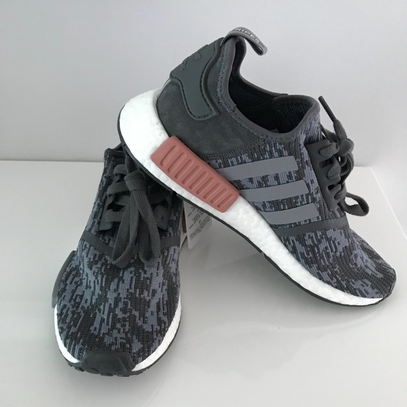 d55dfbb078689 Adidas NMD R1 sneakers brand new 7.5
